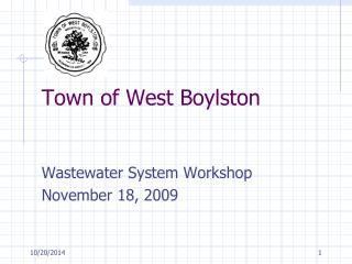 Town of West Boylston