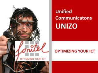 OPTIMIZING YOUR ICT