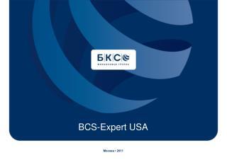 BCS-Expert USA
