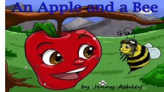 Once upon a time, Long, Long ago there was a little apple in an apple tree