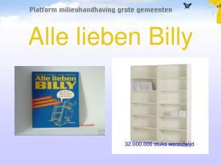 Alle lieben Billy