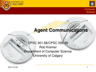 Agent Communications