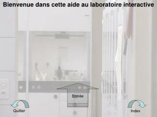 Bienvenue dans cette aide au laboratoire interactive