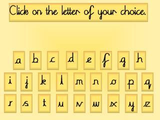 Letter Formation Cursive (1)