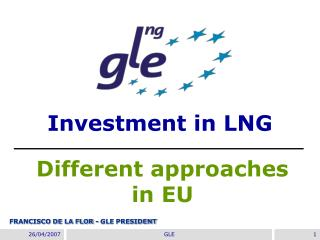 Investment in LNG