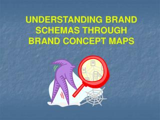 UNDERSTANDING BRAND SCHEMAS THROUGH  BRAND CONCEPT MAPS