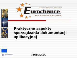 Praktyczne aspekty sporządzania dokumentacji aplikacyjnej