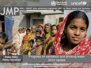 Progress on sanitation and drinking-water 2010 Update