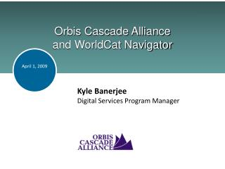 Orbis Cascade Alliance and WorldCat Navigator
