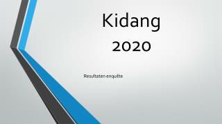 Kidang 2020