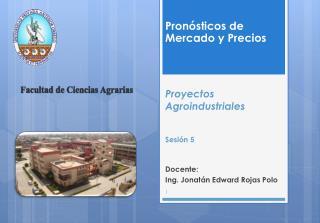 Proyectos  Agroindustriales