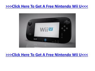 Nintendo Wii U's Brand new Miiverse System - Grab The Latest