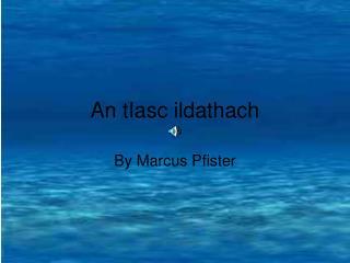 An tIasc ildathach