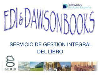 EDI & DAWSON BOOKS