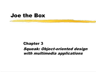 Joe the Box