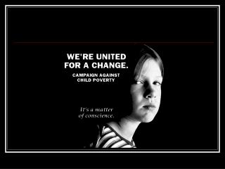 Campaign Against Child Poverty