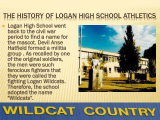 The History of Logan High School Athletics