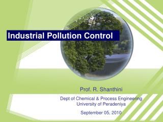 Industrial Pollution Control