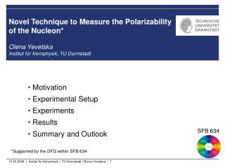 Novel Technique to Measure the Polarizability of the Nucleon*