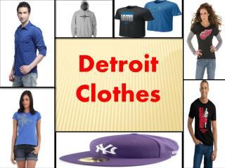 detroit apparel