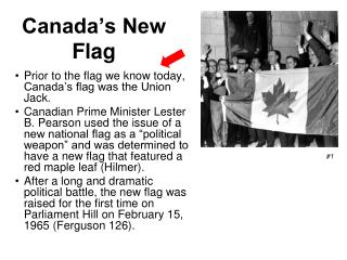 Canada�s New Flag