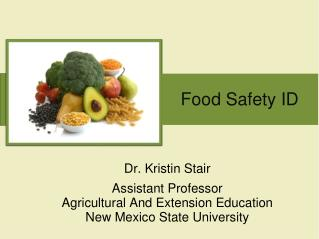 Food Safety ID