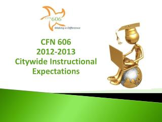 CFN 606  2012-2013  Citywide Instructional Expectations