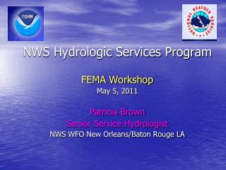 NWS Hydrologic Services Program