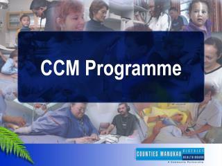 CCM Programme