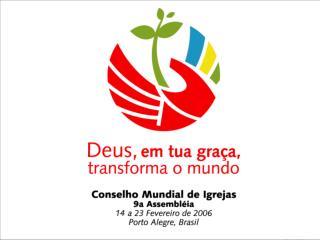 Conselho Mundial de Igrejas