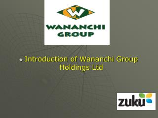 Introduction of Wananchi Group Holdings Ltd
