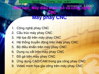 M�y phay CNC