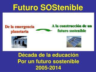 Futuro SOStenible