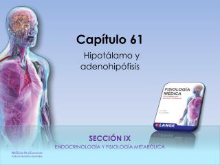 Capítulo 61 Hipotálamo y  adenohipófisis