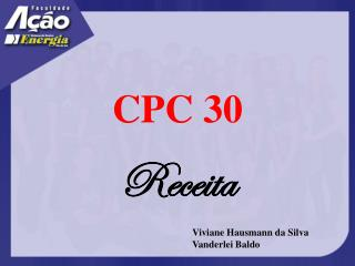 CPC 30