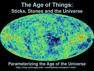 Parameterizing the Age of the Universe