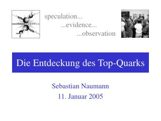 Die Entdeckung des Top-Quarks