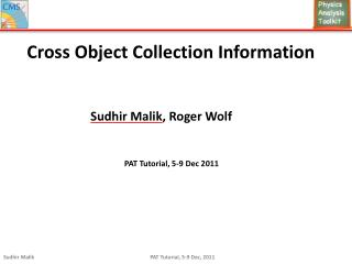 Cross Object Collection Information