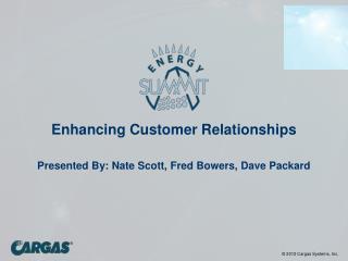 Enhancing Customer Relationships