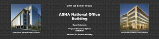 ASHA National Office Building
