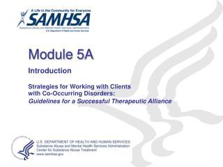 Module 5A