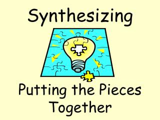 Synthesizing