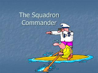 The Squadron Commander