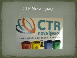 CTR Nova Iguaçu