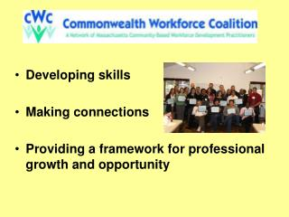 Developing skills Making connections
