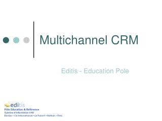 Multichannel CRM