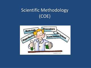 Scientific Methodology (COE)