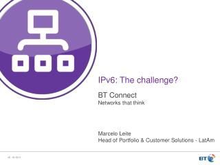 IPv6: The challenge?