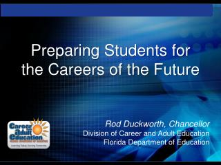 Preparing Students for the Careers of the Future