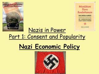 Nazi Economic Policy